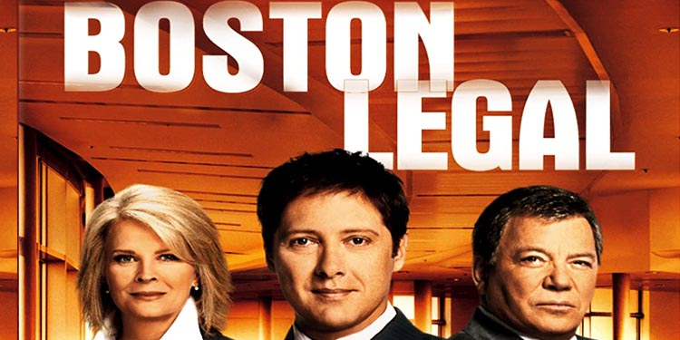 Meilleure série d'avocat-Boston Legal