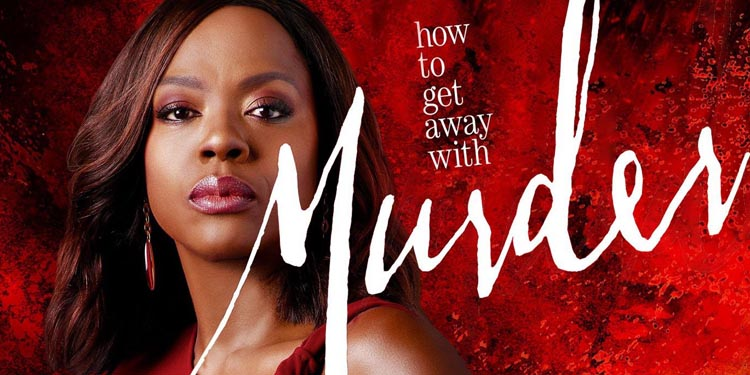 Meilleure série d'avocat-How to get away with murder