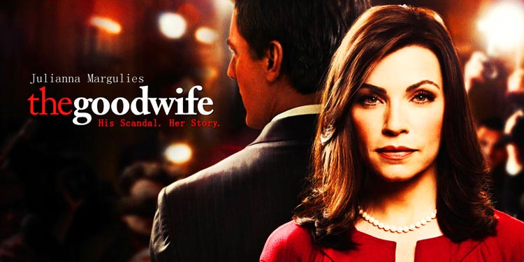 Meilleure série d'avocat-The Good wife